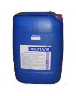 Жидкий коагулянт/флокулянт для бассейна Маркопул Кемиклс Эквиталл канистра 30л (34кг)