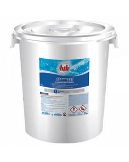 hth Быстрый стабилизированный хлор в гранулах 25 кг