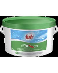 hth регулирование pH