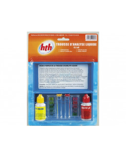 Тестер hth Cl/pH (для частных бассейнов)
